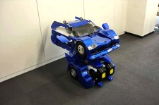 Watch The Real-Life Transformer Morph Before Your Eyes