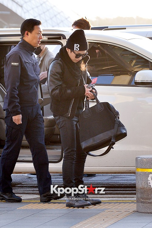 EXO at Incheon International Airport Leaving for 2014 MAMA in Hong Kong key=>7 count22