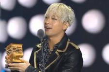 Taeyang MAMA 2014