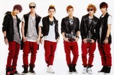 TEEN TOP Kick Off ZEPP Tour In Sapporo, Japan