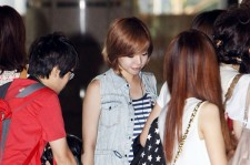 Goddess Girls' Generation's Airport Fashion in Incheon, 'We are Going to SMTOWN Live in Tokyo'