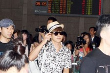 Super Junior's Vacation Fashion at Incheon Airport? 'We are Going to SMTOWN Live in Tokyo'