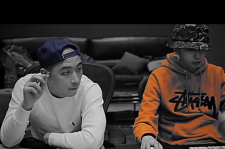 Korean hip-hop duo Untouchable