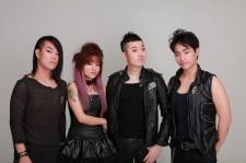 Korean power metal quartet Ironbard.