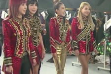 Tonight, the ladies of 2NE1 will be gracing the season finale of