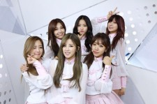 Apink wins on 'Music Bank'