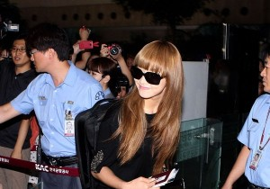 Easy Look at Kimpo Airport, 'We are Going to SMTOWN Live in Tokyo'