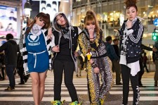 2NE1 Featured with World Famous Artists Nicki Minaj and Derrick Rose on Adidas 'All Originals Represent' Ad