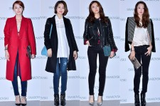 Lee Da Hee, Lee Yo Won and Cha Ye Ryun and Choi Yeo Jin Attend SWAROVSKI Sparking Night Launching Event