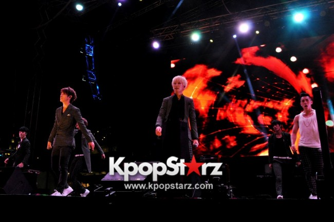 Asia's Musical Talent Cross Gene, Weaver, Kanika Kapoor, Kate Tsui, Olivia Ong, Pupil, Chang Zheng Yue And More Rock Singapore At Skechers Sundown Festival [PHOTOS]key=>18 count88