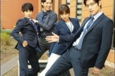 misaeng characters funny pose