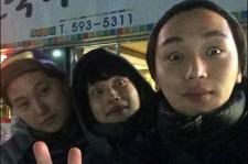 byun yo han funny picture with im siwan kim dae myeong