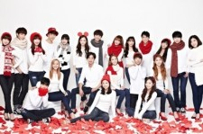dsp media winter special album white letter