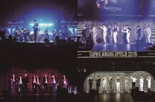 Super Junior Wrap Up Osaka Performances As Band's Super Show 6 World Tour Heads To Fukuoka