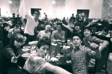 Super Junior Shares Wrap-up Party Photo After Tokyo Performance Reveals Close Friendship