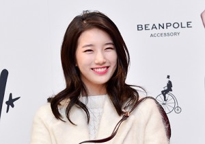 Miss A's Suzy at BeanPole Accessory Fansign Event