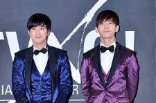 TVXQ Attends 'T1ST0RY Special Concert in Seoul' Press Conference