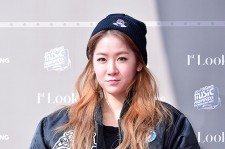 Soyou at First Look Pop-Up Store Launching Event
