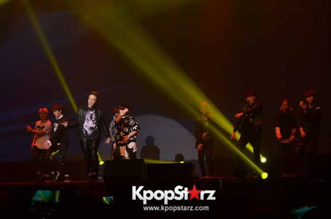 Topp Dogg at Topp Dogg First Showcase 2014 Live in Malaysia - Dec 7, 2014 [PHOTOS]key=>3 count86