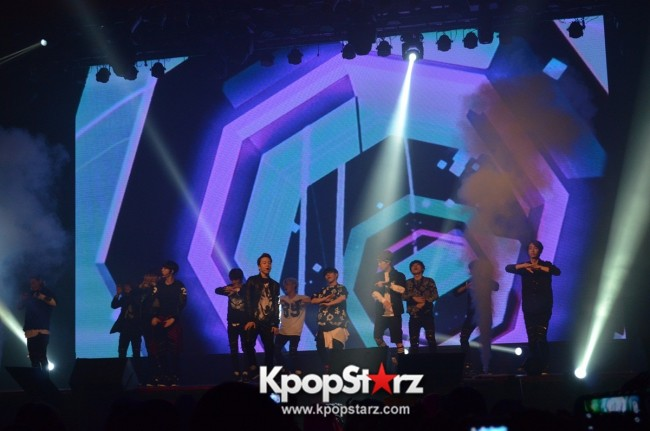 Topp Dogg at Topp Dogg First Showcase 2014 Live in Malaysia - Dec 7, 2014 [PHOTOS]key=>1 count86