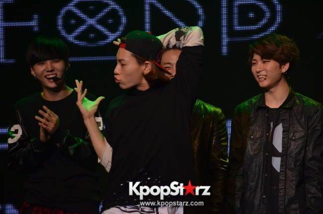 Topp Dogg at Topp Dogg First Showcase 2014 Live in Malaysia - Dec 7, 2014 [PHOTOS]key=>16 count86