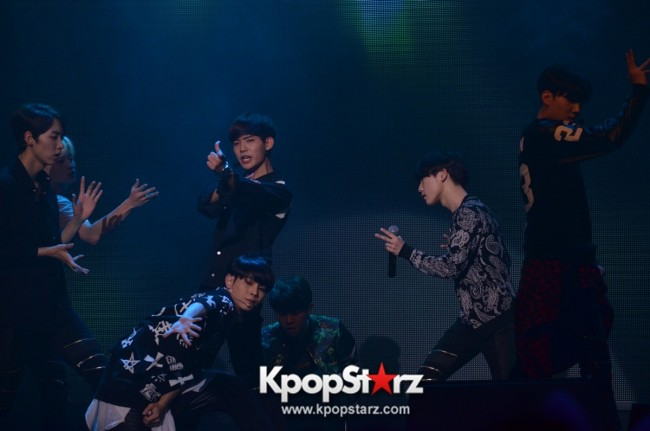 Topp Dogg at Topp Dogg First Showcase 2014 Live in Malaysia - Dec 7, 2014 [PHOTOS]key=>19 count86