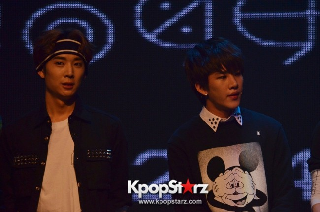 Topp Dogg at Topp Dogg First Showcase 2014 Live in Malaysia - Dec 7, 2014 [PHOTOS]key=>25 count86
