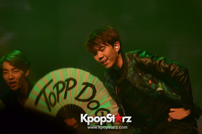 Topp Dogg at Topp Dogg First Showcase 2014 Live in Malaysia - Dec 7, 2014 [PHOTOS]key=>33 count86