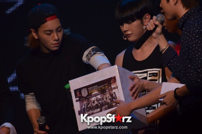Topp Dogg at Topp Dogg First Showcase 2014 Live in Malaysia - Dec 7, 2014 [PHOTOS]key=>26 count86