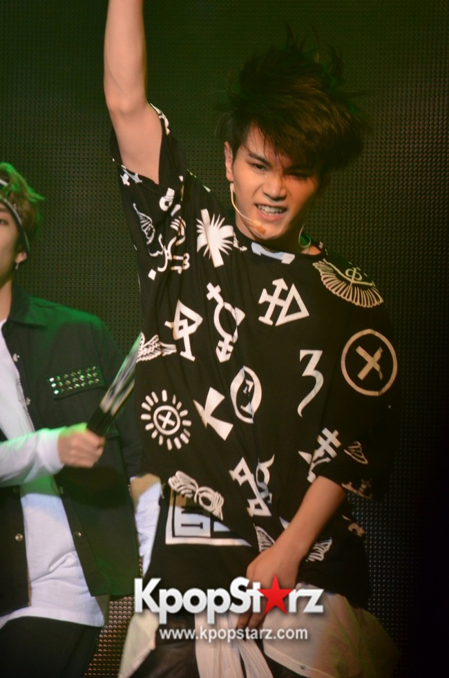 Topp Dogg at Topp Dogg First Showcase 2014 Live in Malaysia - Dec 7, 2014 [PHOTOS]key=>36 count86