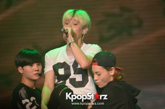 Topp Dogg at Topp Dogg First Showcase 2014 Live in Malaysia - Dec 7, 2014 [PHOTOS]key=>34 count86
