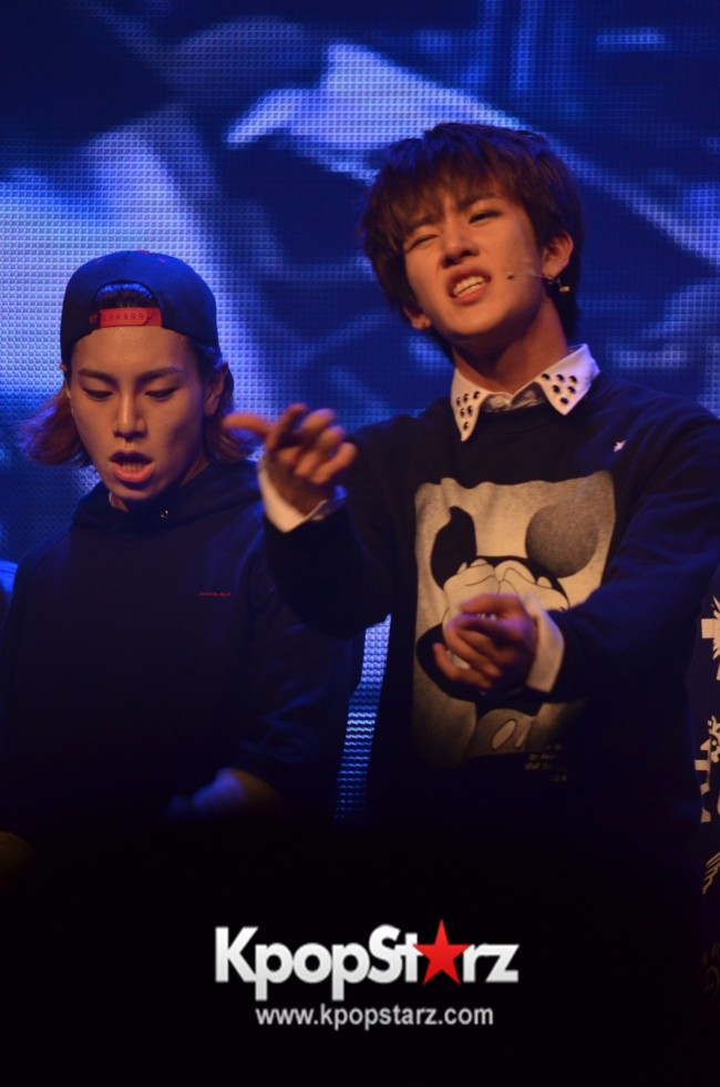 Topp Dogg at Topp Dogg First Showcase 2014 Live in Malaysia - Dec 7, 2014 [PHOTOS]key=>39 count86