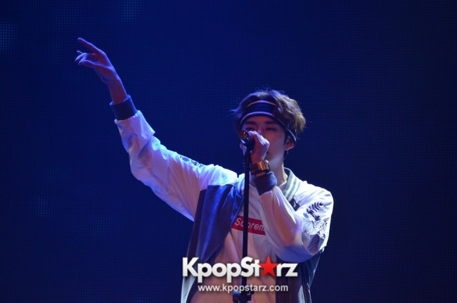 Topp Dogg at Topp Dogg First Showcase 2014 Live in Malaysia - Dec 7, 2014 [PHOTOS]key=>42 count86