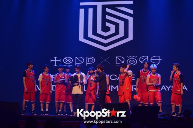 Topp Dogg at Topp Dogg First Showcase 2014 Live in Malaysia - Dec 7, 2014 [PHOTOS]key=>47 count86