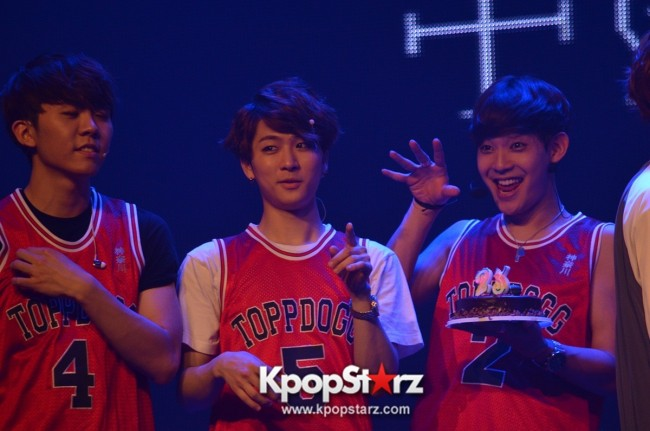 Topp Dogg at Topp Dogg First Showcase 2014 Live in Malaysia - Dec 7, 2014 [PHOTOS]key=>48 count86