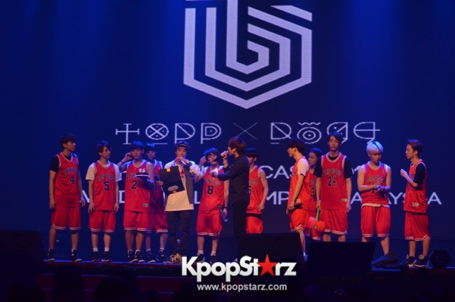 Topp Dogg at Topp Dogg First Showcase 2014 Live in Malaysia - Dec 7, 2014 [PHOTOS]key=>46 count86