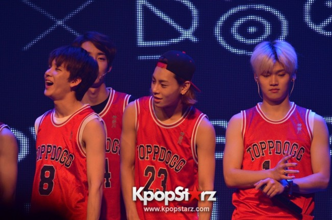 Topp Dogg at Topp Dogg First Showcase 2014 Live in Malaysia - Dec 7, 2014 [PHOTOS]key=>49 count86