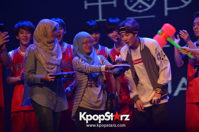 Topp Dogg at Topp Dogg First Showcase 2014 Live in Malaysia - Dec 7, 2014 [PHOTOS]key=>45 count86