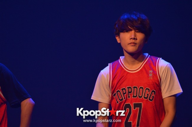 Topp Dogg at Topp Dogg First Showcase 2014 Live in Malaysia - Dec 7, 2014 [PHOTOS]key=>50 count86