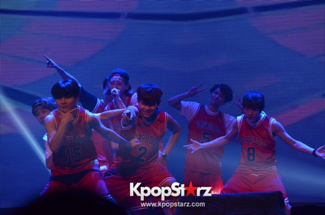 Topp Dogg at Topp Dogg First Showcase 2014 Live in Malaysia - Dec 7, 2014 [PHOTOS]key=>53 count86