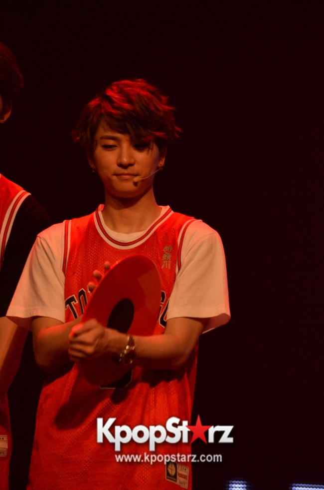 Topp Dogg at Topp Dogg First Showcase 2014 Live in Malaysia - Dec 7, 2014 [PHOTOS]key=>56 count86
