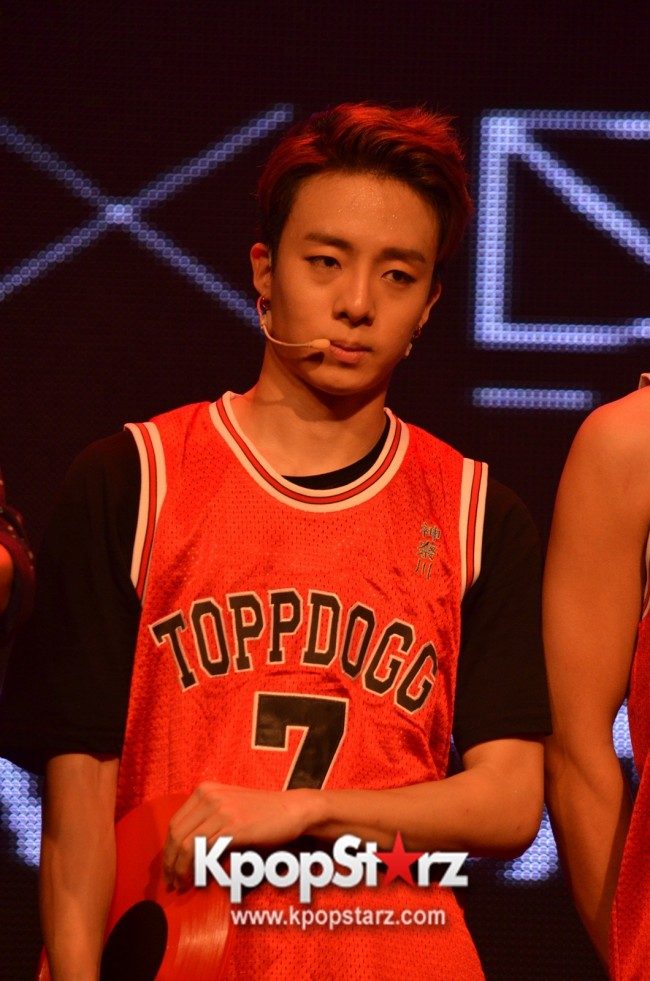 Topp Dogg at Topp Dogg First Showcase 2014 Live in Malaysia - Dec 7, 2014 [PHOTOS]key=>57 count86