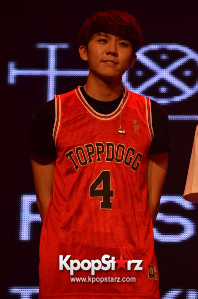 Topp Dogg at Topp Dogg First Showcase 2014 Live in Malaysia - Dec 7, 2014 [PHOTOS]key=>55 count86