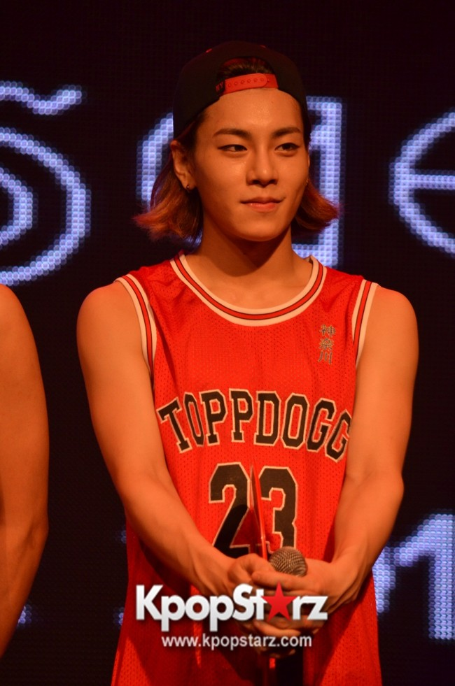 Topp Dogg at Topp Dogg First Showcase 2014 Live in Malaysia - Dec 7, 2014 [PHOTOS]key=>59 count86
