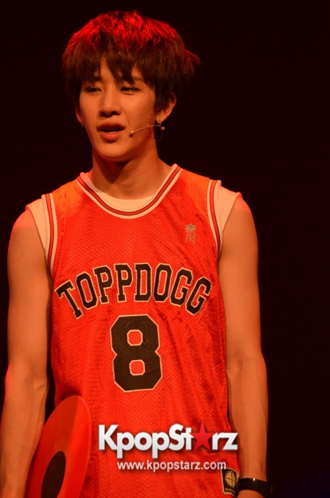 Topp Dogg at Topp Dogg First Showcase 2014 Live in Malaysia - Dec 7, 2014 [PHOTOS]key=>61 count86