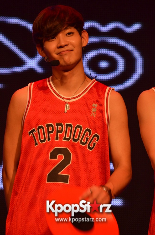 Topp Dogg at Topp Dogg First Showcase 2014 Live in Malaysia - Dec 7, 2014 [PHOTOS]key=>58 count86