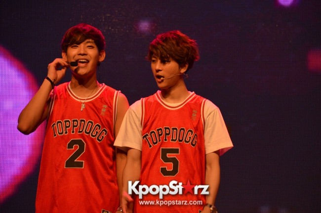 Topp Dogg at Topp Dogg First Showcase 2014 Live in Malaysia - Dec 7, 2014 [PHOTOS]key=>65 count86