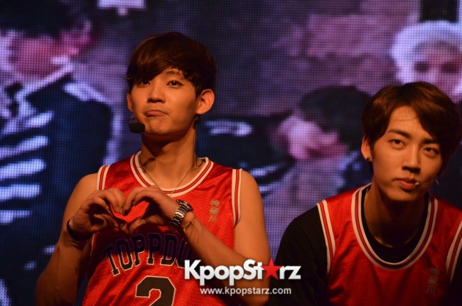 Topp Dogg at Topp Dogg First Showcase 2014 Live in Malaysia - Dec 7, 2014 [PHOTOS]key=>68 count86