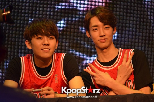 Topp Dogg at Topp Dogg First Showcase 2014 Live in Malaysia - Dec 7, 2014 [PHOTOS]key=>69 count86