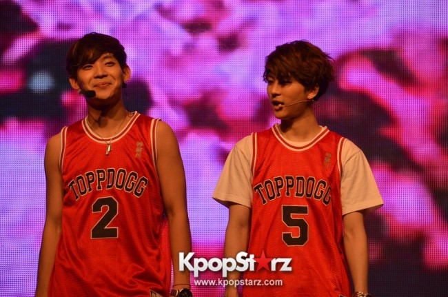 Topp Dogg at Topp Dogg First Showcase 2014 Live in Malaysia - Dec 7, 2014 [PHOTOS]key=>66 count86